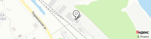 Мurder на карте Ярославля