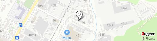 Электротехническая лаборатория на карте Сочи
