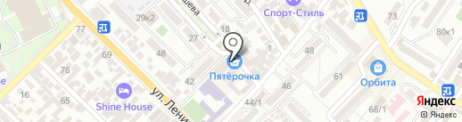 Alfa step на карте Сочи