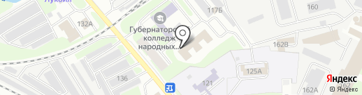 АвтоДом35 на карте Вологды