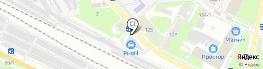 БизБренд на карте Вологды