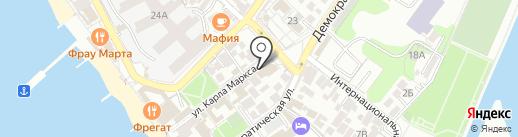 Simple Place на карте Сочи