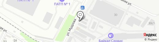 Оптово-розничная компания на карте Вологды