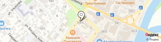 Магазин эротических товаров на карте Сочи