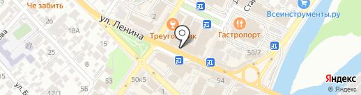 Юлмарт на карте Сочи