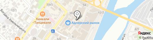 ES`DOR на карте Сочи