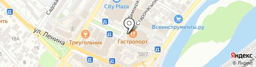 АРГУС на карте Сочи