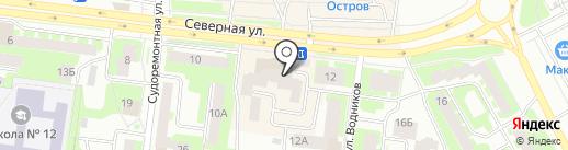Family на карте Вологды