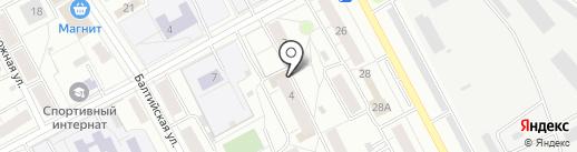 Магазин игрушек на карте Ярославля