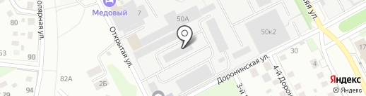 ЧерМетТрейдинг на карте Вологды
