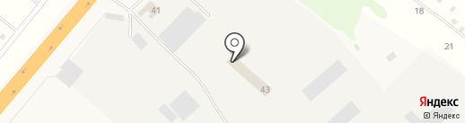 ВолЛесДом на карте Дорожного