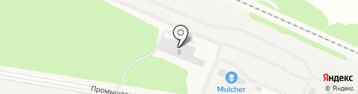 ЯрТочМаш на карте Кузнечихи
