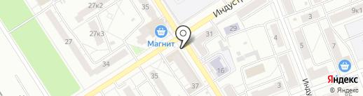 МТС на карте Ярославля