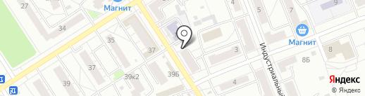 Магазин обуви на карте Ярославля