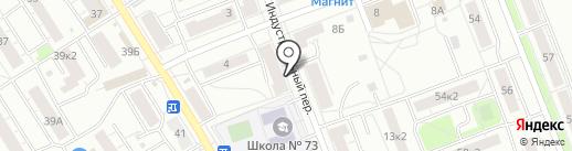 Золотые руки на карте Ярославля