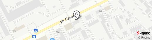 Сеть магазинов аккумуляторов на карте Вологды
