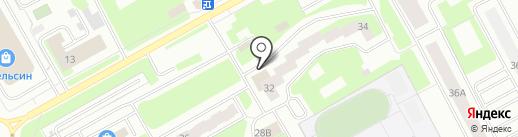 Семейный комиссионный магазин на карте Вологды