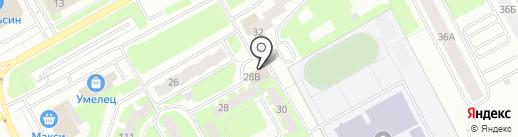 Восторг на карте Вологды
