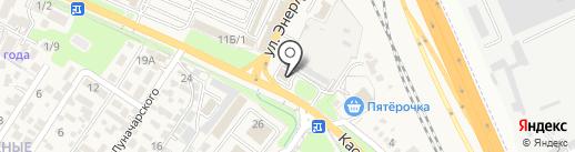 Центр света на карте Сочи