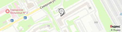 Поломок.net на карте Вологды
