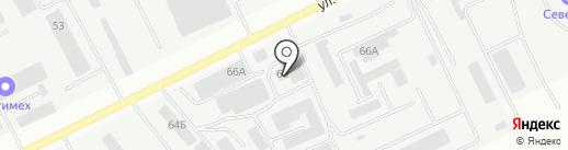 Аспен35 на карте Вологды