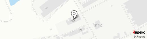 Экология города на карте Вологды