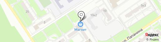 Comepay на карте Ярославля