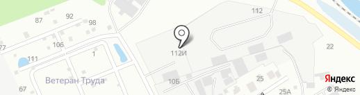 Вега-авто на карте Ярославля