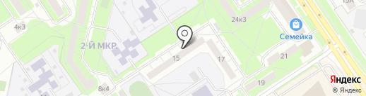 H2Only на карте Ярославля