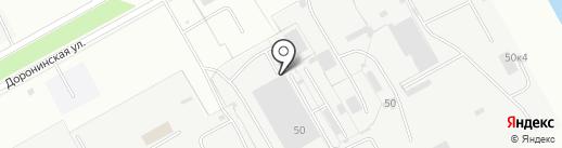 Эко-М на карте Вологды