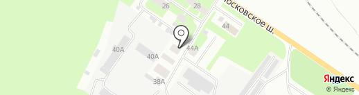 ТД АРТ-К на карте Вологды