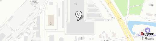 Фест на карте Ярославля