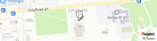 Ket Creative на карте Ярославля
