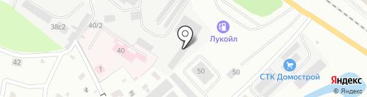 Зооветфарм-регион на карте Вологды