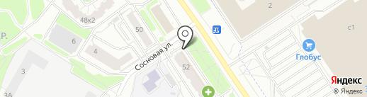 Ями Дайнер на карте Ярославля