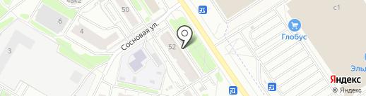 Пивоман на карте Ярославля