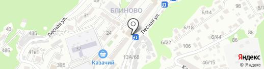 Центр проката мотоциклов на карте Сочи