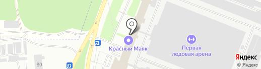 Спецстиль на карте Ярославля