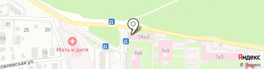 Ярославский медицинский колледж на карте Ярославля