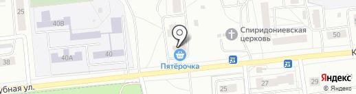 Гармония на карте Ярославля