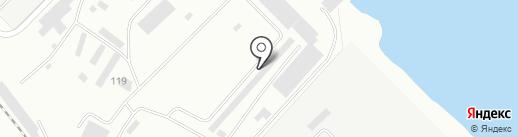 Механик на карте Ярославля