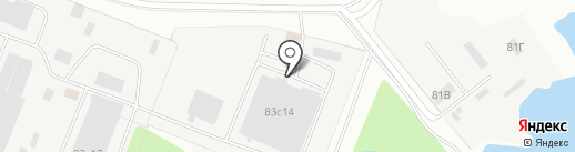 Спецремонт на карте Ярославля
