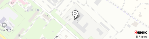 Вологодский завод стальных дверей на карте Вологды