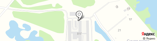 5 углов на карте Ярославля