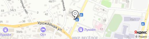 ПРО-СЕРВИС на карте Сочи