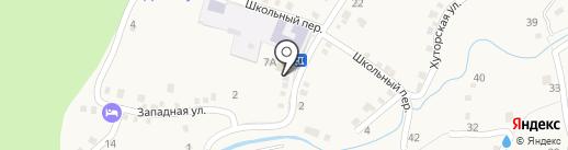 Елена на карте Каменномостского