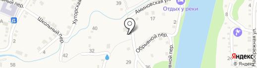 На Поселковой на карте Каменномостского