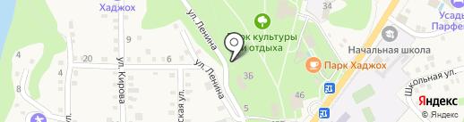 Магазин по продаже памятников на карте Каменномостского