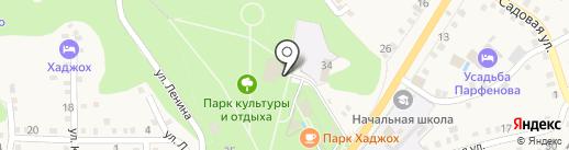 Каменномостская детская библиотека на карте Каменномостского