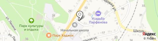 Мастер на карте Каменномостского